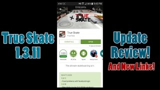 True Skate 1.3.11 Update | Review + Updated 1.3.15 Apk And Parks!