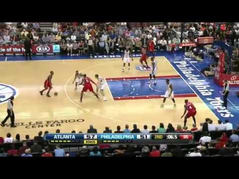 atlanta-hawks-@-philadelphia-76ers-full-game-recap-10.04.13-nba-highlights-2013