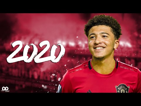 This Is Why Manchester United Needs Jadon Sancho !