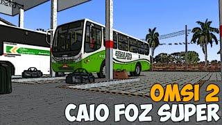 OMSI 2 [] CAIO FOZ SUPER II MB OF-1418 NO BRASIL VIAGEM