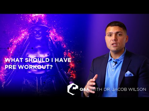 WHAT SHOULD I HAVE IN MY PRE-WORKOUT? How to optimize your pre workout
