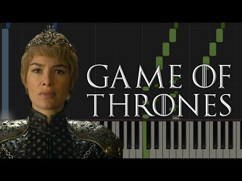 Light of the Seven - Game Of Thrones   Piano Tutorial thumbnail