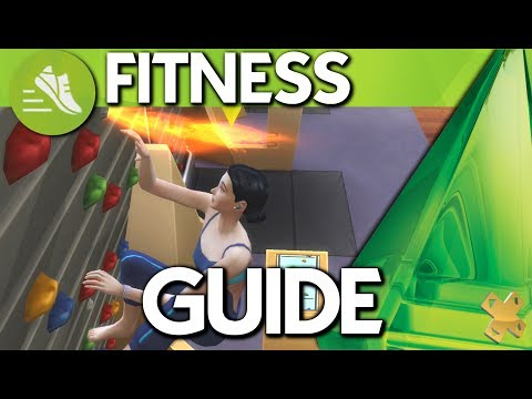Les Sims 4 | FITNESS | Guide