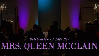 MRS. QUEEN MCCLAIN | Celebration of Life At St.  Lukes #2 in Sharon, SC