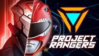 Power Rangers Opening - League of Legends Parody