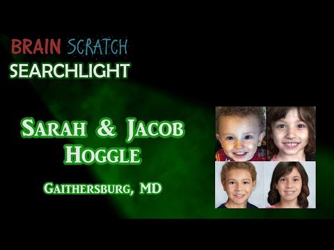 Sarah & Jacob Hoggle on BrainScratch Searchlight