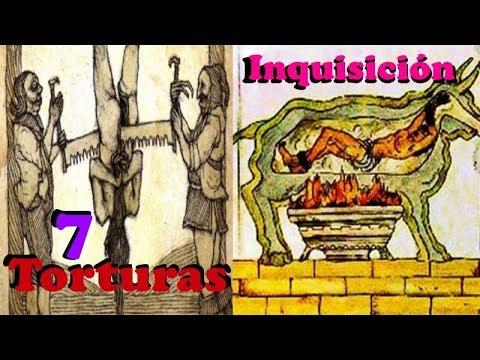 7 Torturas De La Inquisición