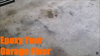 homepage tile video photo for You Should Epoxy Your Garage Floor