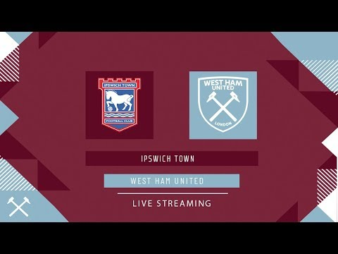IPSWICH TOWN VS WEST HAM UNITED