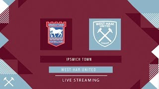 Ipswich Town 1 - 2 West Ham United
