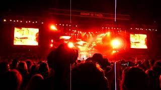 Nova Rock 2012 die toten hosen ..Liebeslied.