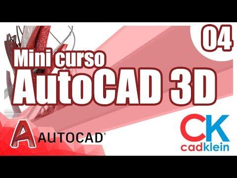 CURSO AUTOCAD 3D CADGURU BAIXAR