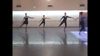 Pomona College: Advanced Ballet - Part 1