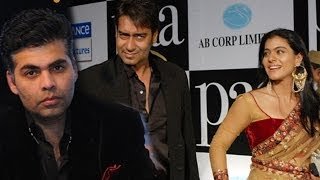 Why Karan Johar apologized to Ajay Devgn & Kajol ?