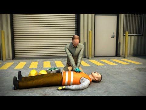 First Aid - Cardiopulmonary Resuscitation (CPR) Training Video