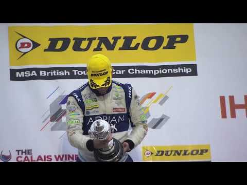 Ash Sutton – 2017 BTCC Champion