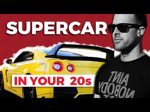 How To Buy a SUPERCAR In Your 20s: What I Do For A Living