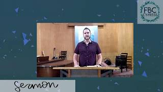 FBCC Live Stream Church Service | 6.21