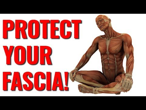 The 3 Most Effective Ways to Keep Your FASCIA Healthy & Happy