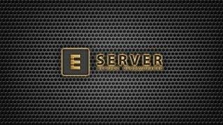 Брендинг. Создание бренда для E-SERVER(Разработка логотипа, визитки, баннера и других элементов брендинга для компании E-SERVER от TART - Branding & Promotion., 2014-05-02T20:20:46.000Z)