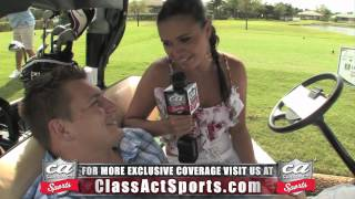 Rob Gronkowski Exclusive Interview w/ Joy Taylor of Class Act Sports
