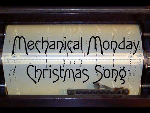 Mechanical Monday - The Christmas Song - Peter Nero