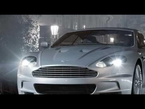 Aston Martin V12 Vantage Super car mix (HD)