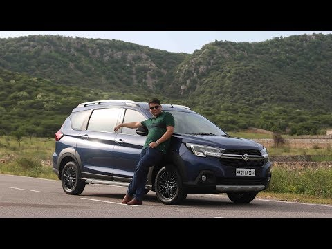 Maruti Suzuki XL6 Test Drive Review - Hindi
