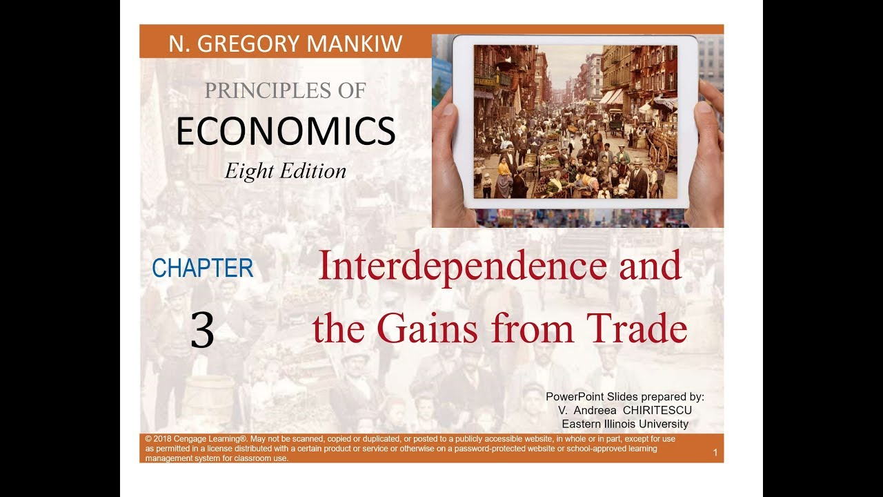 Interdependence and Gains from Trade