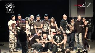 TattooSoul Convention Report: Zwickau 2014