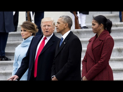 Why peaceful transition of power is hot topic