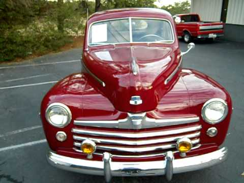 sold thank you for sale 1948 ford super deluxe coupe youtube. Black Bedroom Furniture Sets. Home Design Ideas