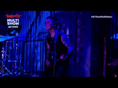 Fiction - Rock In Rio 2013 (HD)