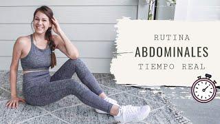 Ejercicios Para Abdomen Plano | Rutina de Abdominales | Aitza Fitness