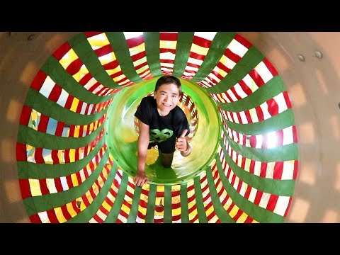 VLOG - 100% FUN À EUROPARK INDOOR !