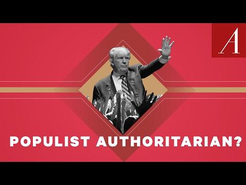 Is Trump a Populist Authoritarian?