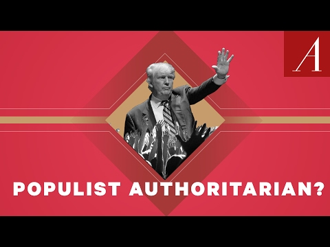 Is Trump a Populist Authoritarian?