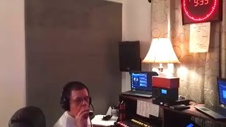 Art Bell live on Periscope from 07/31/15 Open Lines