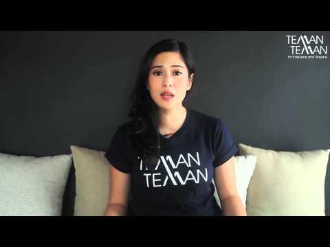Wawancara dengan Dian Sastrowardoyo (#Cannes), Exclusive Interview Temanteman.org, Ayo Tes HIV