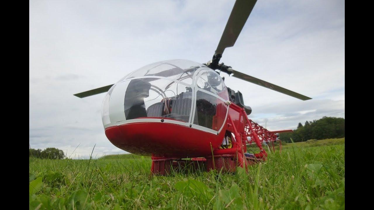 Helicoptere rc lama lectrique a romod lisme ffam for Helicoptere rc electrique exterieur