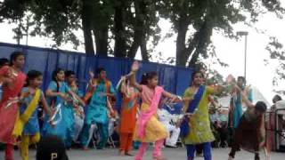 Indian Independence Day 2009...Punjabi Fusion..Edison NJ