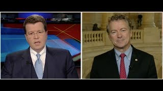 Senator Rand Paul Discusses the Economy, Possible Government Shutdown, and Michael Flynn