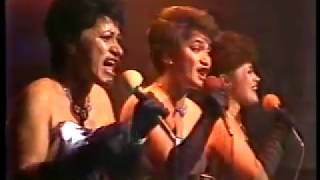 The Yandall Sisters - Sweet Inspiration (live 1986)
