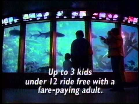 "Metra - ""The Way to Really Fly"" (Commercial - 1995)"