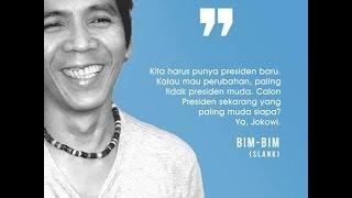 Lagu Jokowi-JK || Salam 2 Jari