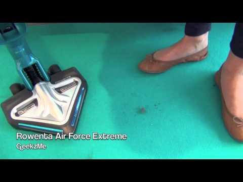 rowenta rh8565 air force scopa elettrica doovi On aspirateur balai rowenta rh8575 01 air force 24v