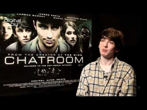 Matthew Beard chats 'Chatroom'