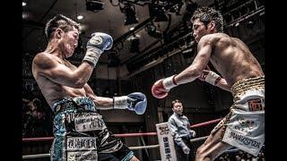 ボクシングの採点は難しい!痩身の暗殺者天笠尚vs無冠の古豪臼井欽士郎