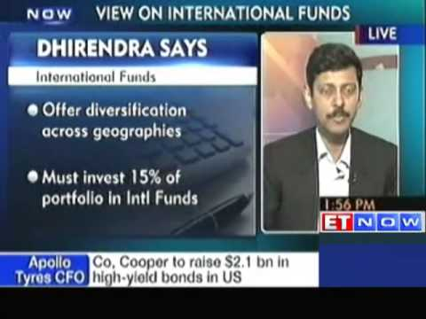Dhirendra Kumar's View On International Funds