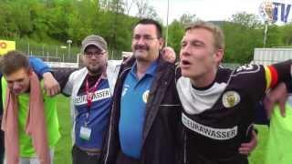 Goslarer SC - VfL Wolfsburg II 2:1 Regionalliga Nord 15.05.2013